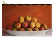 Apricot Delight Carry-all Pouch by Priska Wettstein