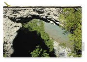Arch Rock Mackinac Island Carry-all Pouch