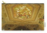Architectural Artistry Within The Vatican Museum In The Vatican City Carry-all Pouch