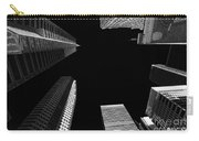 Architecture Black White  Carry-all Pouch