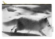 Arctic Fox Carry-all Pouch