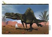 Arizonasaurus Dinosaur - 3d Render Carry-all Pouch