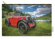 Arriving In Style Carry-all Pouch by Adrian Evans