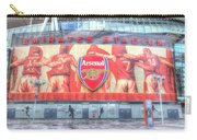 Arsenal Football Club Emirates Stadium London Carry-all Pouch