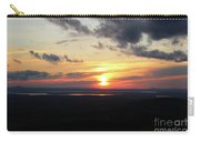 As The Sun Goes Down Carry-all Pouch