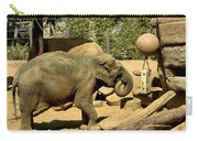 Asian Elephant Carry-all Pouch