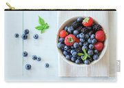 Assortment Of Berries Carry-all Pouch