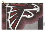 Atlanta Falcons Logo T-shirt Carry-all Pouch
