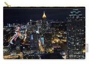 Atlanta Georgia - Evening Commute Carry-all Pouch