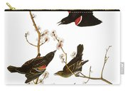 Audubon: Blackbird, (1827) Carry-all Pouch