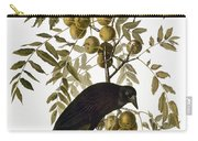Audubon: Crow Carry-all Pouch
