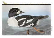 Audubon Duck Carry-all Pouch