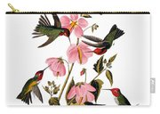Audubon: Hummingbird Carry-all Pouch