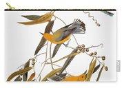 Audubon: Warbler Carry-all Pouch