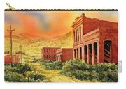 Aurora Ghost Town Nevada Carry-all Pouch