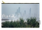 Australia - Surf Mist Shrouds Our View Carry-all Pouch