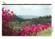 Australia - Red Bougainvillea  Carry-all Pouch