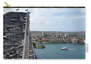 Australia - Kirribilli And Sydney Harbour Bridge Carry-all Pouch