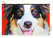 Australian Shepherd 4 Carry-all Pouch