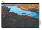 Autumn Along The Hudson Carry-all Pouch
