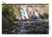 Autumn At Helen Hunt Falls Colorado Carry-all Pouch