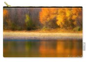 Autumn At Sawmill Lake Carry-all Pouch