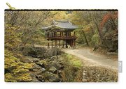 Autumn At Seonamsa Carry-all Pouch