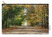 Autumn Backroad  Carry-all Pouch
