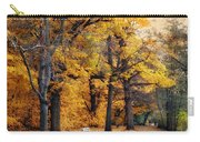 Autumn By The River Carry-all Pouch
