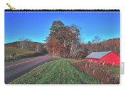 Autumn Countryside - North Carolina Carry-all Pouch