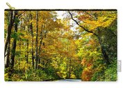 Autumn Drive No.2 Carry-all Pouch