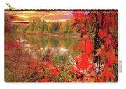 Autumn Garlands Carry-all Pouch