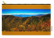 Autumn In The Smokies Carry-all Pouch