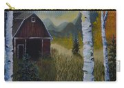 Autumn Red Barn  Carry-all Pouch