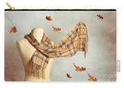 Autumn Scarf Carry-all Pouch