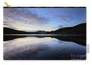 Autumn Sunset, Ladybower Reservoir Derwent Valley Derbyshire Carry-all Pouch