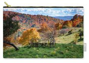 Autumn This Side Of Heaven Carry-all Pouch