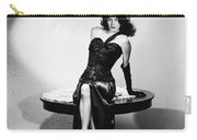 Ava Gardner Film Noir Classic The Killers 1946-2015 Carry-all Pouch
