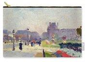 Avenue Paul Deroulede Carry-all Pouch