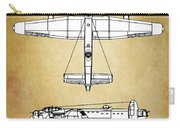 Avro Lancaster Bomber Carry-all Pouch