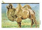 Bactrian Camel, Endangered Species Carry-all Pouch
