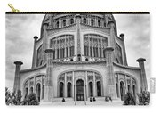 Baha'i House Of Worship Carry-all Pouch