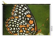 Baltimore Checkerspot Carry-all Pouch