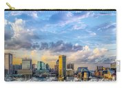 Baltimore Harbor Skyline Carry-all Pouch
