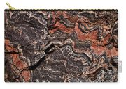 Banded Gneiss Rock Carry-all Pouch