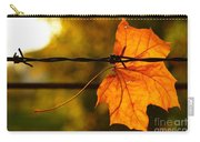 Barbed Autumn Carry-all Pouch