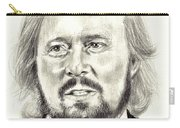 Barry Gibb Portrait Carry-all Pouch
