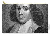 Baruch Spinoza (1632-1677) Carry-all Pouch by Granger