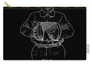 Baseball Glove Patent 1905 Carry-all Pouch