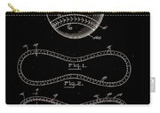 Baseball Patent 1928 Carry-all Pouch